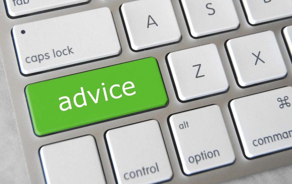 Advice større skala