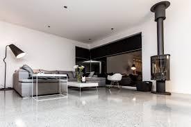 Epoxy gulve er nemme at holde og super flotte.